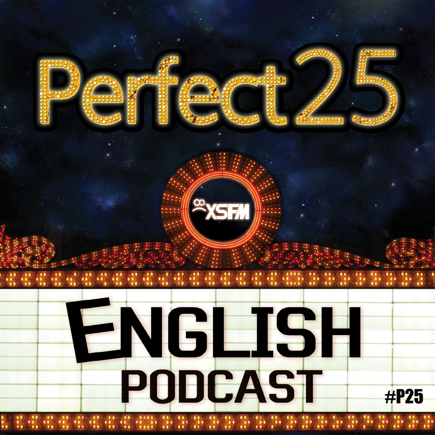 Perfect25 English Podcast